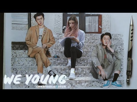 Chanyeol x Sehun - We Young | by yep4andy