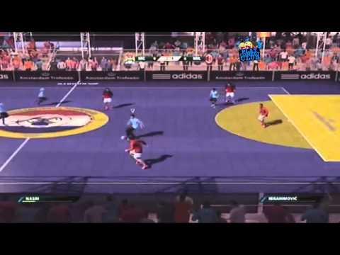 BIGGEST BUG IN FIFA STREET ! ( SEEX )