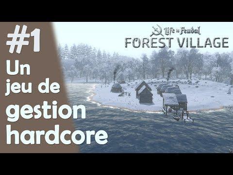 Un jeu de gestion hardcore ! | Life is Feudal : Forest village #1