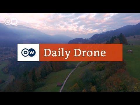 #DailyDrone: Wamberg, Garmisch-Partenkirchen