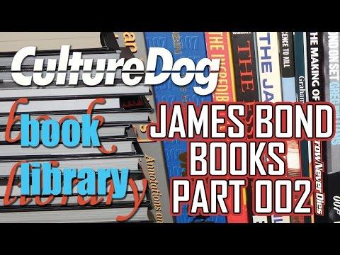 James Bond Library Part 002 – Movie Reference Books