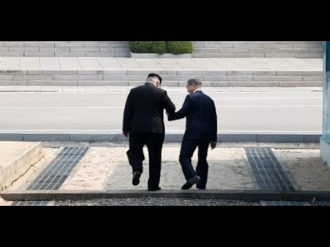 LIVE: Leaders of DPRK, South Korea hold historic summit