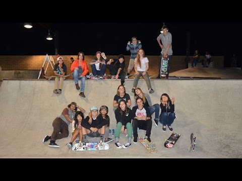 Blog Cam #95 - Palm Springs Skatepark | Palm Springs Part 2