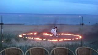 Алексей Тверской - Ведущий.Финал свадьбы на финском заливе.