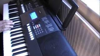 zindagi ek safar hai suhana-kishore (Andaz)keyboard