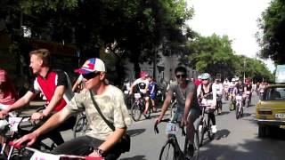 Велопарад Евпатория 29 05 2016