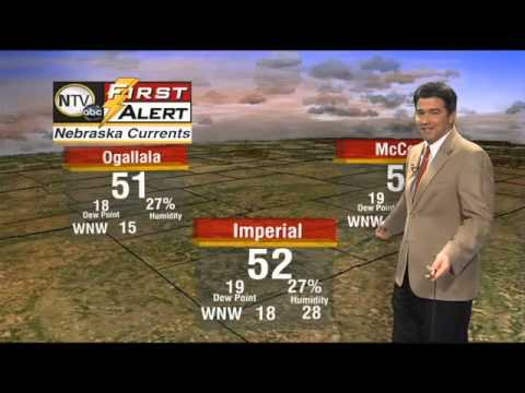 Seth Denney Reports the Weather
