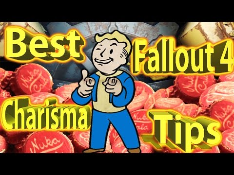 Fallout 4 Best Charisma Armor and Clothes! (Part 2) Statistics and Graphs