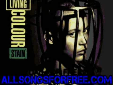 living colour - Leave it Alone - Stain