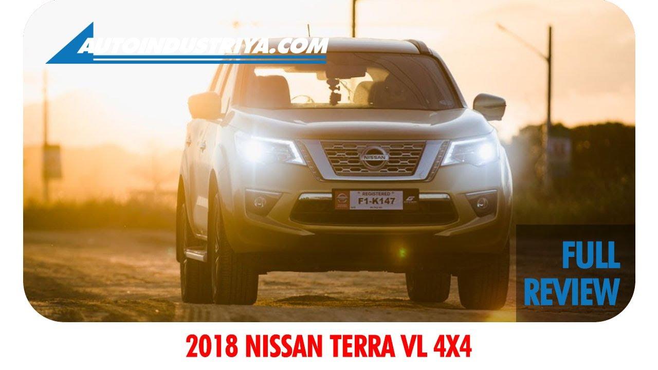2018 Nissan Terra VL 4x4 - Car Reviews