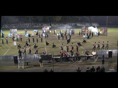 Middle Creek High School Marching Band 11/3/2018