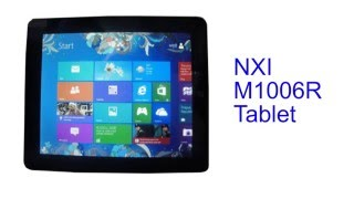 NXI M1006R Tablet Specification [INDIA]