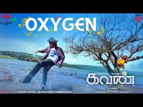 Oxygen thandhaale karaoke with tamil lyrics