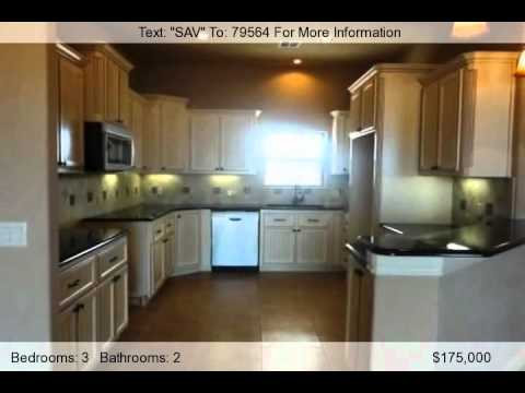 3 bedroom homes | Savannah Estates | Oklahoma City OK |73142