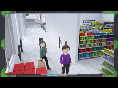 Axis cross-functional use of video in retail