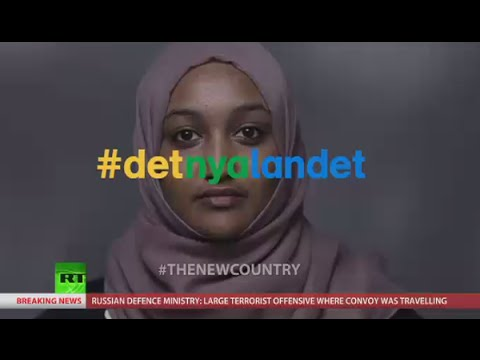 #TheNewCountry: TV ad urges Swedes to integrate with migrants