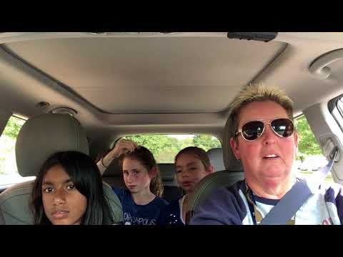 Carpool Lane Karaoke at Sycamore School