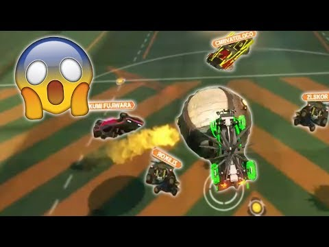 Rocket League Gamers Are Awesome #29 | BEST GOALS & SAVES MONTAGE
