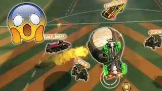 Gambar cover Rocket League Gamers Are Awesome #29 | BEST GOALS & SAVES MONTAGE