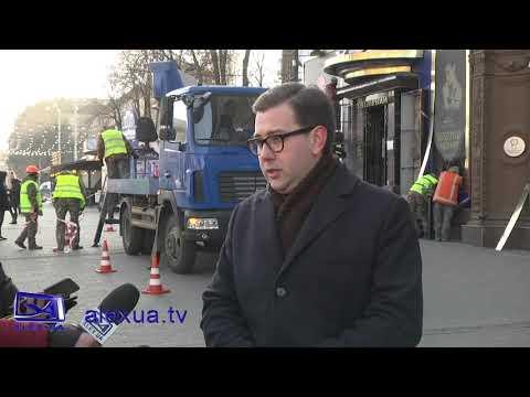 Телеканал ALEX UA - Новости: В Запоріжжі продовжують боротьбу з зовнішньою рекламою, що не вписується у код міста
