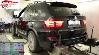 BMW X5 3.0 - чип-тюнинг от WINDE.RU(Официальный сайт http://winde.ru/ Телефон (495)979-7475 Чип тюнинг - оптимизация программы управления двигателя с цель..., 2014-05-13T00:31:29.000Z)
