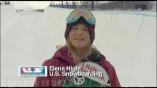A 2010 Census Message from U.S. Olympian Elana Hight