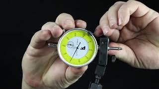 Индикаторные магнитные стойки SMG - обзор