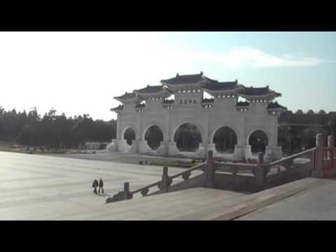 Performing at Chiang Kai Shek Memorial Hall - Taipei (Taiwan)