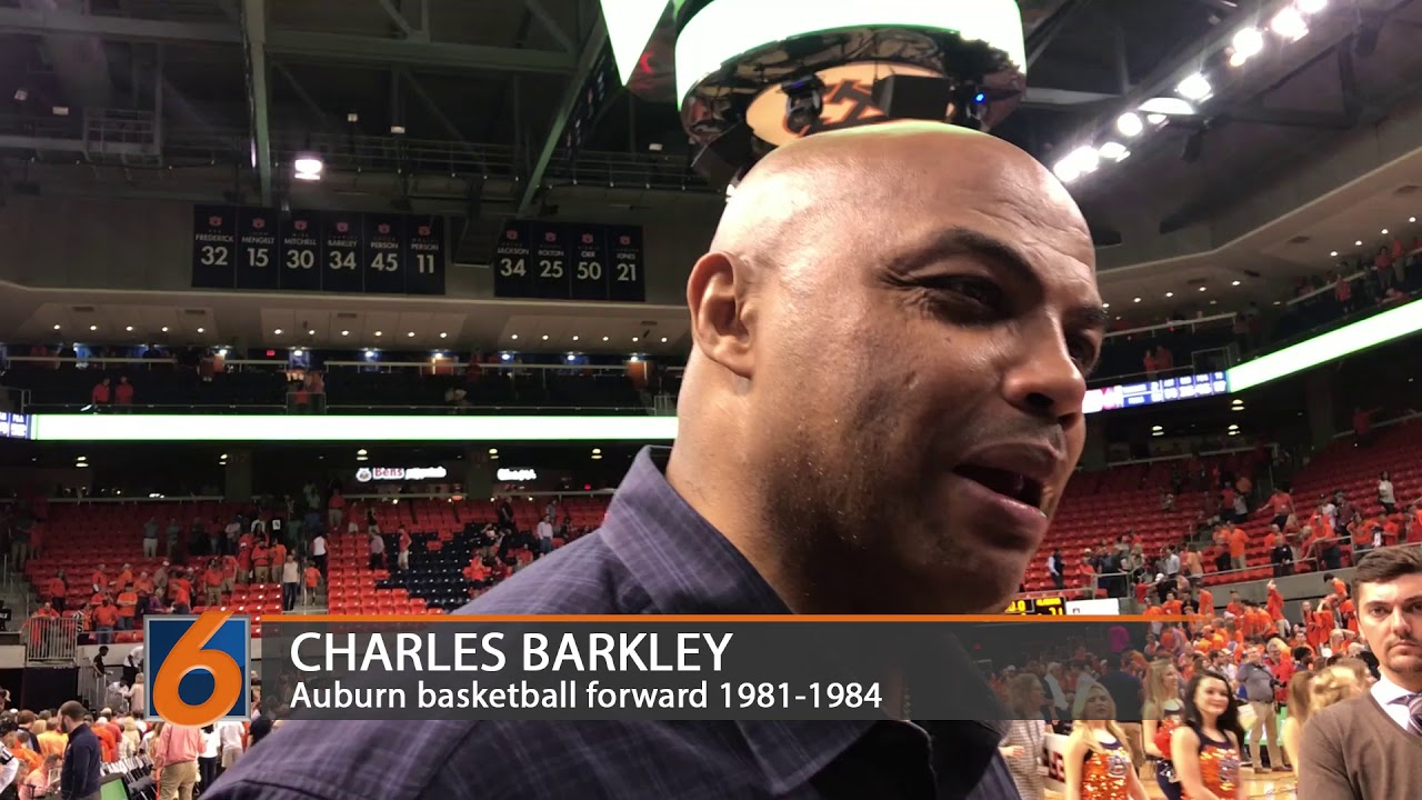 2 21 18 Charles Barkley On Auburn Basketball Eagle Eye Tv