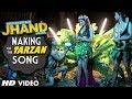 Making Of The Tarzan Song | Kuku Mathur Ki Jhand Ho Gayi | Anu Malik | Anmol Malik | Parichay