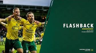 Flashback: De promotiewedstrijd Fortuna Sittard - Jong PSV