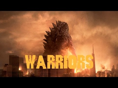 Godzilla-Warriors