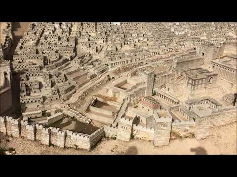 Jerusalem During The Time Of Jesus
