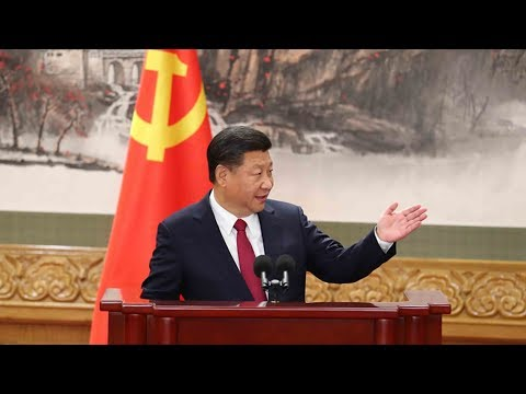 New faces in China's political bureau   What's Chinese socialism like in Xi's 'new era'?'
