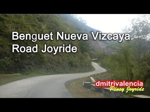 Pinoy Joyride - Benguet Nueva Vizcaya Road (Aritao to Benguet - Ambuclao Dam)
