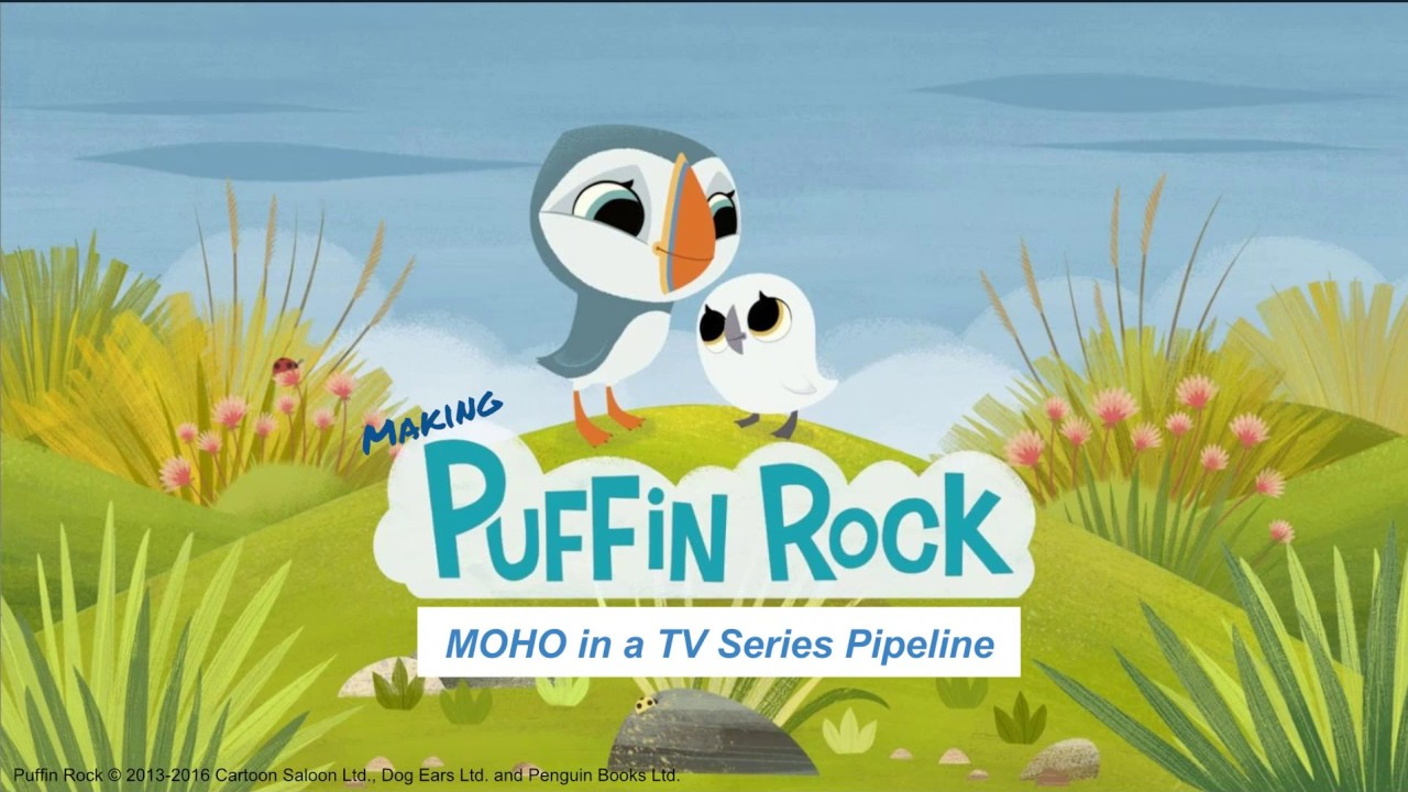 Working With Moho in a TV Series Pipeline - Lesterbanks