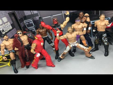 TONS OF RARE WWE ELITE FIGURES!