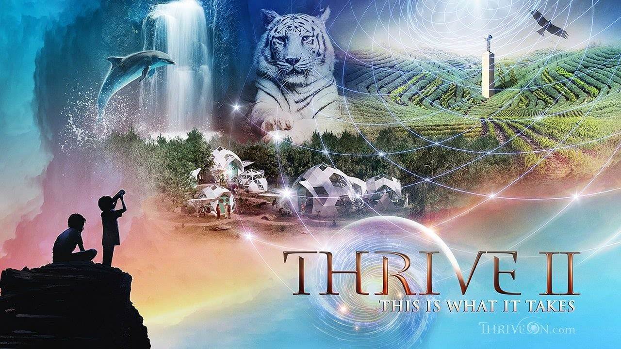 THRIVE II, This Is What It Takes Official Trailer
