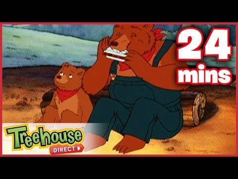 Little Bear - Building a House for Emily / Emily Returns / Little Sherlock Bear - Ep. 18