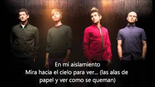 Paper Airplanes (Makeshift Wings) - AFI (subtitulada)