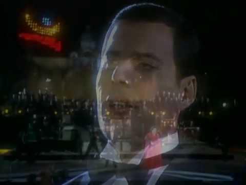 FREDDIE MERCURY E MONTSERRAT CABALLE - HOW CAN I GO ON