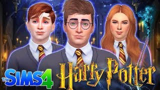 ⚡️🧙♂️HARRY POTTER 🧙♂️⚡️ - In the Sims 4!