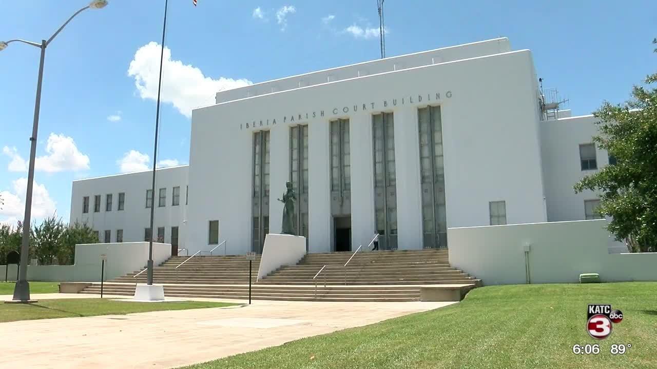 Iberia Parish's new Clerk of Court is looking forward