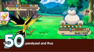 Monster Saga (Master of Monsters) - CATCHING SNORLAX!