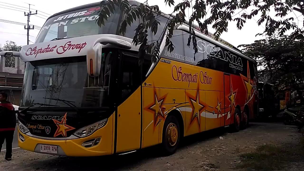 Bus Shd Scania