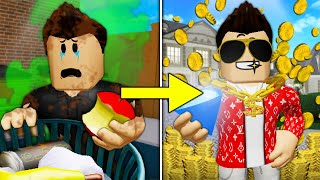 Poor To Rich: The Truth (A Sad Roblox Movie)