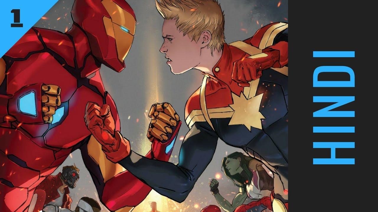 Marvel Civil War Complete Pdf
