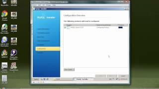 Instalar Mysql 5.5 Server en un servidor Windows 2008