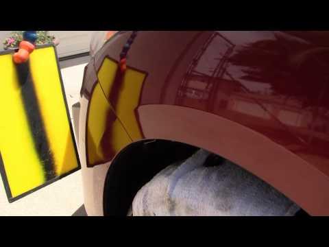 Mazda dent video Dents No More LLC