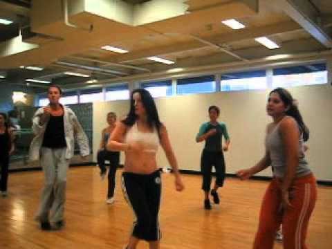 Tari Mannello Hip Hop Dance Choreography 2002, Mommy by Missy Elliott